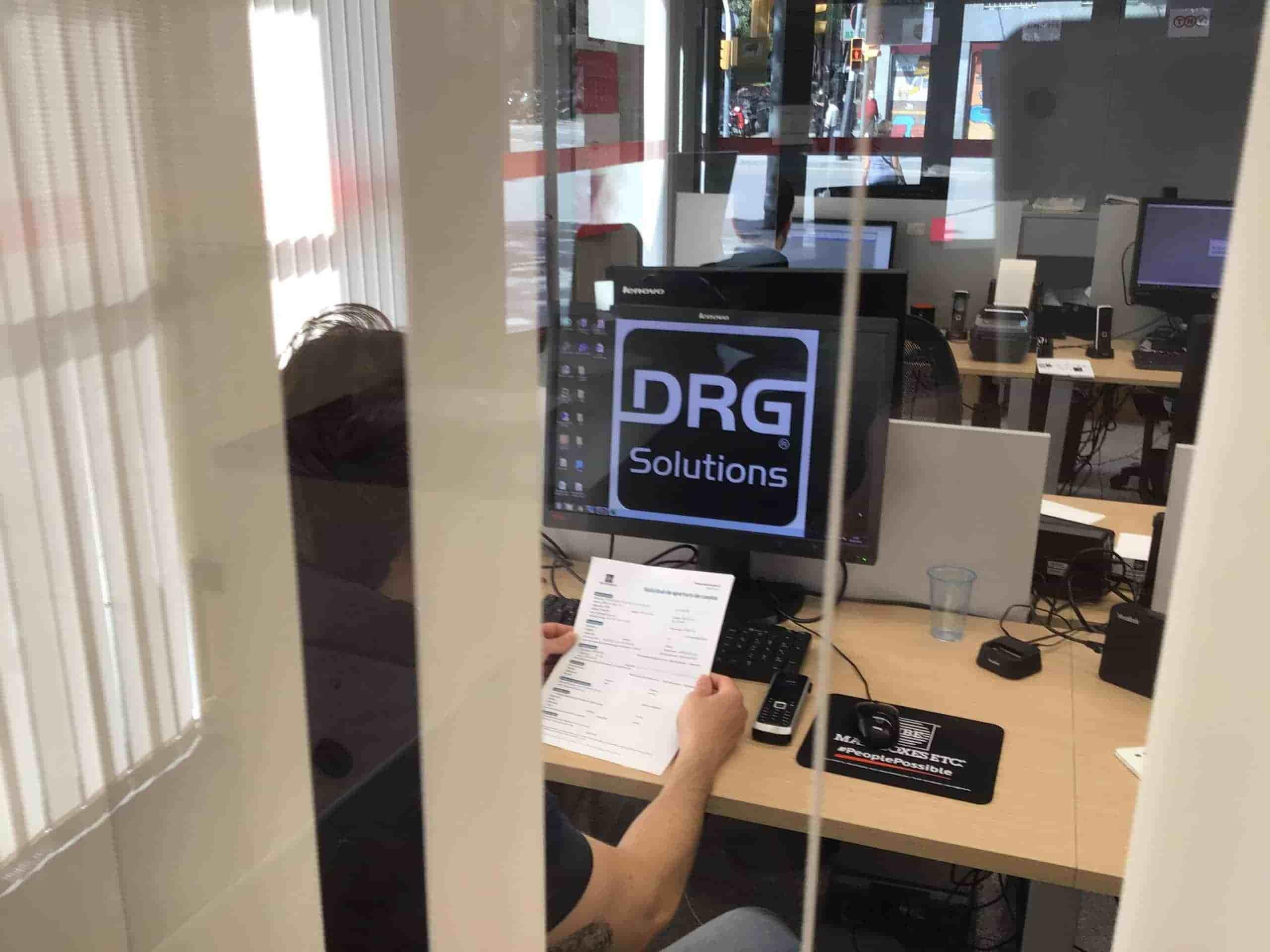 Empresa de mensajería internacional en Barcelona