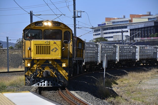 transporte de mercancias ferrovario